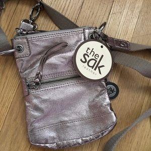 The Sak Crossbody NWT Bronze Bag